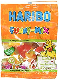 Haribo Funny Mix Bag 160 g (Pack of 12) (B003X370RM) | Amazon price tracker / tracking, Amazon price history charts, Amazon price watches, Amazon price drop alerts