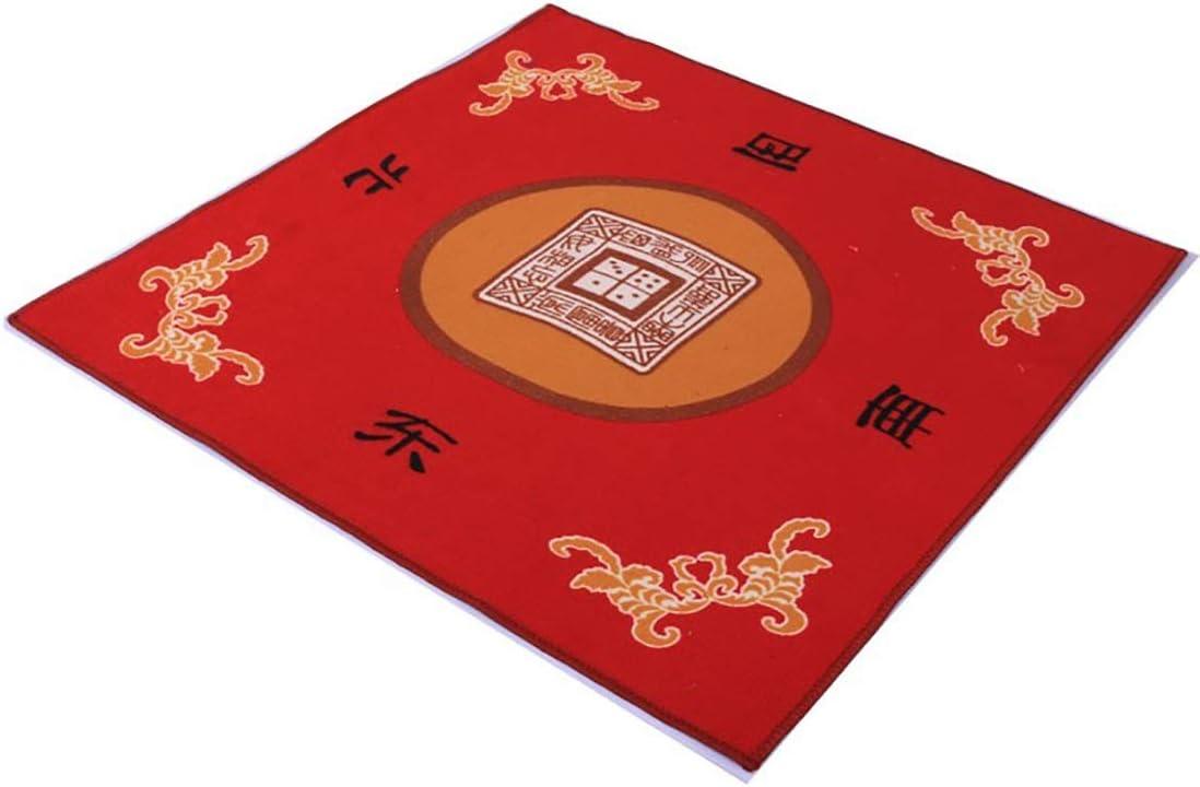 Mahjong Tablecloth Mesa Mall Non-slip Muffler Fine Suede Thick Elegant