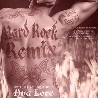 Hard Rock Remix audiobook cover art