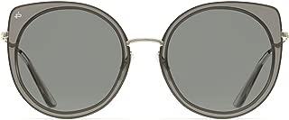 PRIVÉ REVAUX Places We Love Collection The Georgian Polarized Cat-Eye Sunglasses
