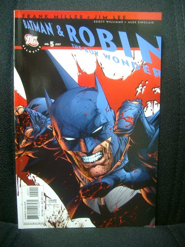 All Star Batman & Robin, The Boy Wonder #5A