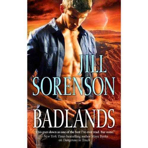 Badlands audiobook cover art