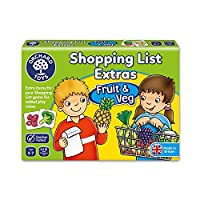 Shopping List Booster Pack - Fruit & Veg [並行輸入品]