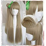 Lovelive! Love Live Cosplay Wig Kotori Minami Costume Play Adult Wigs Halloween Anime Hair + Wig Cap As The Pciture
