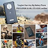 Sim-free & unlocked mobile phones, Blackview BV6600 Rugged Smartphone Android 10 4GB+64GB Waterproof Cell Phone, 16MP Dual Camera, 5.7