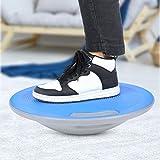 FOLOSAFENAR Balance Board Desarrollo Personal 40cm * 10cm Fitness Balance Board 2 Colores, para Ejercicio Regular, para Entrenamiento Deportivo(Blue)