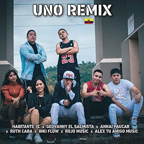 Alex Tu Amigo Music, Habitante 3c, Geovanny el Salmista, Annai Paucar, Rojo Music, Inki Flow & Ruth Caba