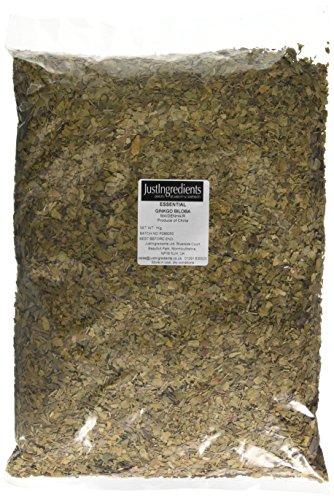 JustIngredients Essentials Ginkgo Biloba Maidenhair 1 Kg
