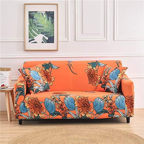 Fundas elásticas para sofás para Living Roon It Needs Ordene 2 Piezas Funda para Silla de sofá si su sofá es esquinero seccional Longue en Forma de L A25 3 plazas