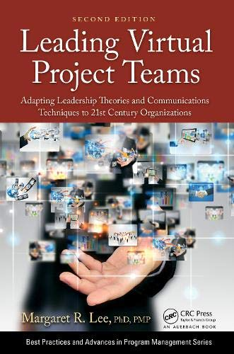 Leading Virtual Project Teams, 2nd Edition Front Cover