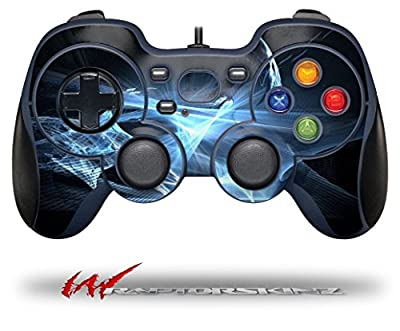 Robot Spider Web - Decal Style Skin fits Logitech F310 Gamepad Controller (CONTROLLER SOLD SEPARATELY)