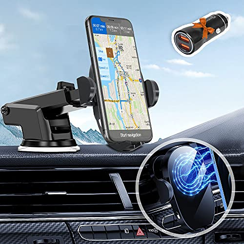 Wireless Car Charger,Qi Fast Cha...