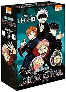 Jujutsu Kaisen Coffret starter Tomes 1 à 3