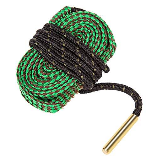 Homieco Bore Snake Cleaner, Pistol Barrel Cleaning Rope Kit 12 Gauge...