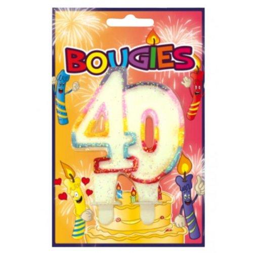 Atosa - Bougie anniversaire \