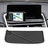 Cell Phone GPS Navigation Anti-Slip Mat Pads Car Dashboard Non-Slide Silicone Rubber Mat for Lexus NX200 NX300 NX300h 2018 2019 2020