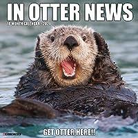In Otter News 2021 Calendar