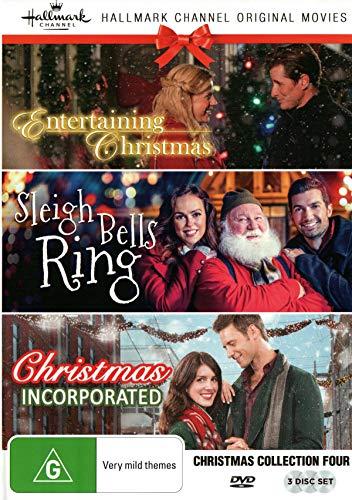Hallmark Christmas Collection 4: Entertaining Christmas / Sleigh BellsRing / Christmas Incorporated [NTSC/0]