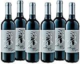 Marqués de Longares - Vino Tinto Reserva - Variedades Garnacha, Tempranillo, Syrah y Cariñena - D.O. Cariñena - Añada 2014 - 750ml - Caja 6 botellas