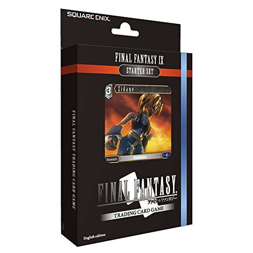 Square Enix Final Fantasy Ix TCG ffix (9) Starter Set Deck