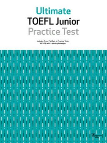 ULTIMATE TOEFL JUNIOR PRACTICE TEST (Korean edition)