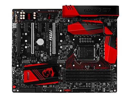 MSI Z170A GAMING M7 ATX DDR4 3000 (o.c.) NA Motherboards Z170A GAMING M7