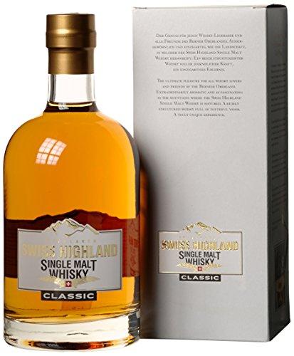 Swiss Highland Whisky Classic (1 x 0.7 l)
