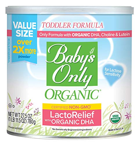 Baby's Only Organic LactoRelief with DHA &...