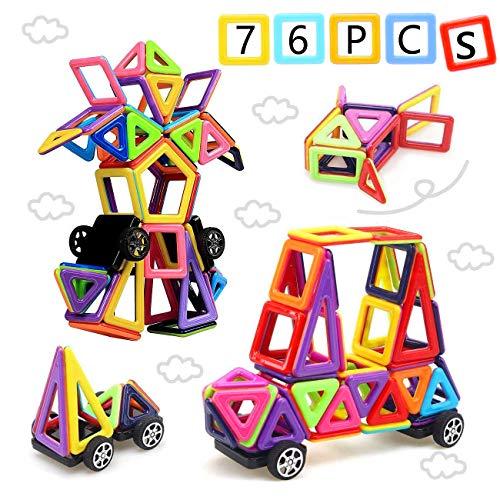 construcciones magneticas niños