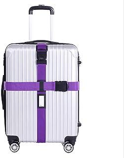 85e46bbd0515 Amazon.com: Purples - Luggage Straps / Travel Accessories: Clothing ...