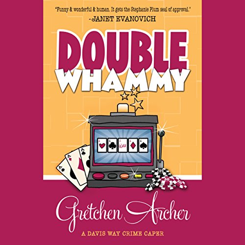 Double Whammy audiobook cover art