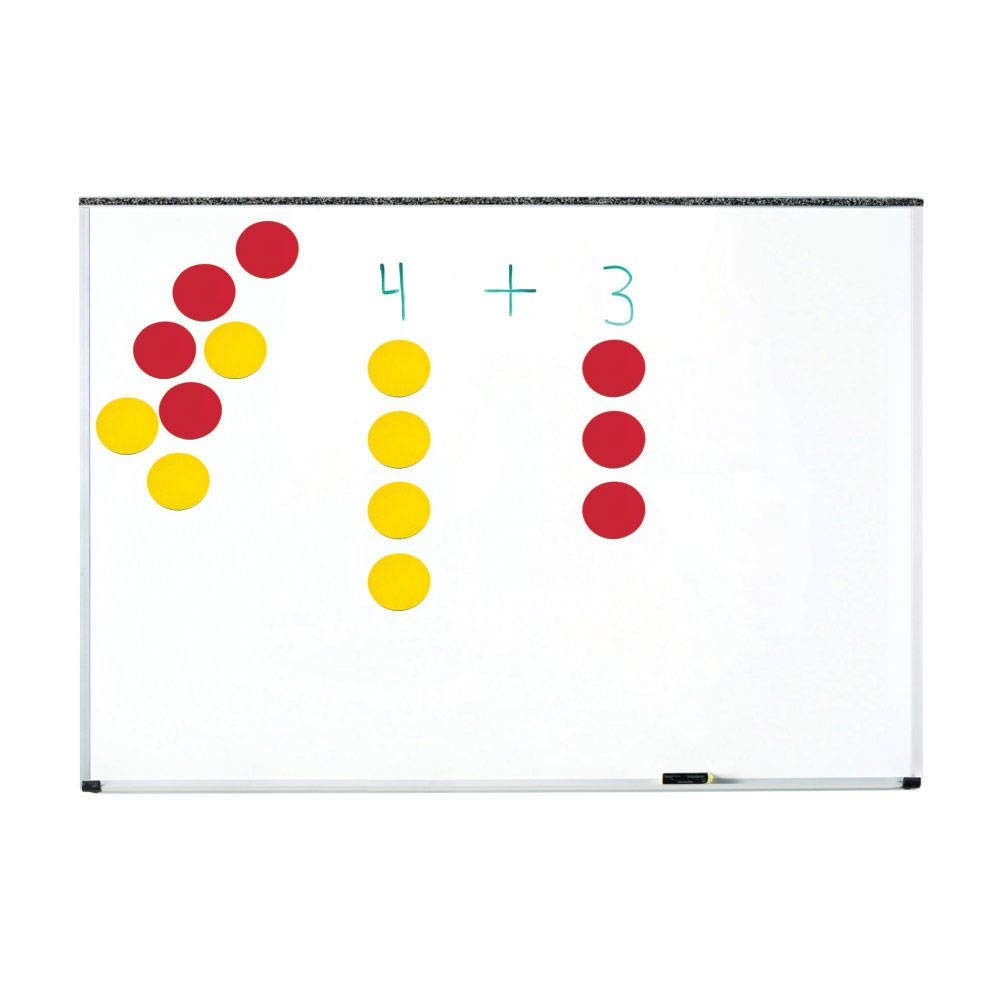 Free shipping OFFicial New hand2mind 86992 Magnetic Demonstration Counters Grade Two-Color