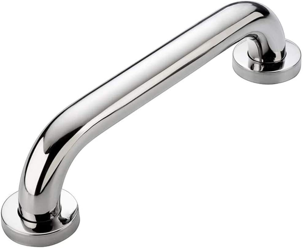 ZCJH High order Super popular specialty store Towel Holder Stainless Steel Disab Bath Grab Shower Handle-