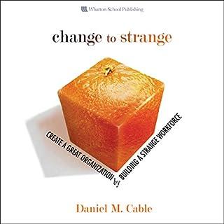 Change to Strange cover art