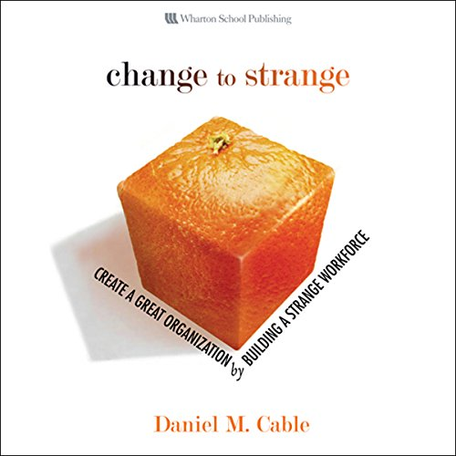 Change to Strange cover art