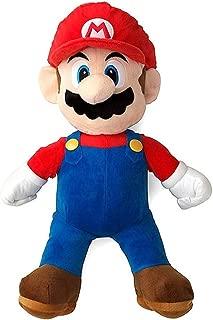 Super Mario Bros Standing Mario Plush Soft Toy Stuffed Animal Gift Figure 16inch