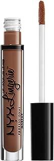 NYX PROFESSIONAL MAKEUP Lip Lingerie Matte Liquid Lipstick, Teddy