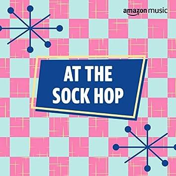 At the Sock Hop