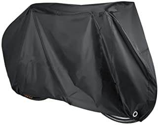 Bike Cover Oxford Fabric Waterproof Bicycle Cover with Lock Holes, Outdoor Bicycle Rain Cover UV Protection for All Weathe...