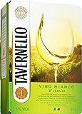 [白ワイン/辛口/イタリア] タヴェルネッロ ビアンコ(バッグ イン ボックス) 3L 2本