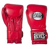 Cleto Reyes CE618R Guantes de Entrenamiento, Unisex Adulto, Rojo, 18 oz
