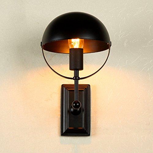 LOFT Amerikaanse landschap creatieve wandlamp retro bedlampje balkon trap gang industriële molen hoogte 33 cm afstand wand 27 cm
