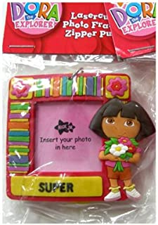Nick Jr Dora The Explorer zipper pulls - Dora The Explorer Photo Frame zipper Pull