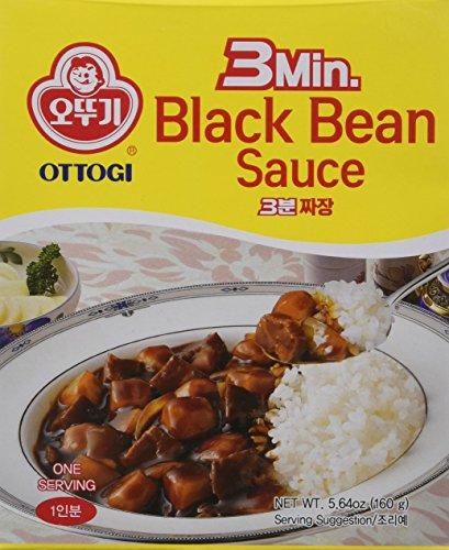 Three Minute Black Bean Sauce(5.64oz X 10 Packs)