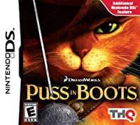 Puss in Boots (輸入版:北米) DS