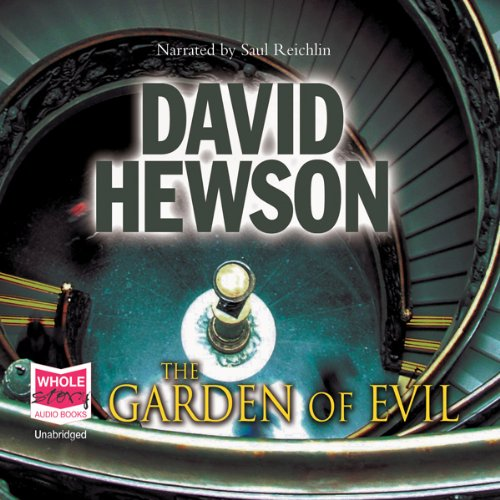 The Garden of Evil audiobook cover art