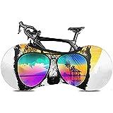 Xiaoyinghua Gafas de Gato Palmas de piña Cubierta de Bicicleta Colorida...