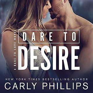 Dare to Desire audiobook cover art