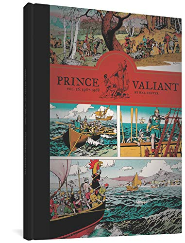Prince Valiant Vol. 16: 1967-1968: 0