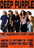 Deep Purple - The Abandon, Hanau 1998 »
